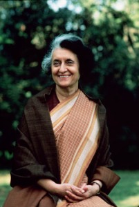 File Photo - Indira Gandhi