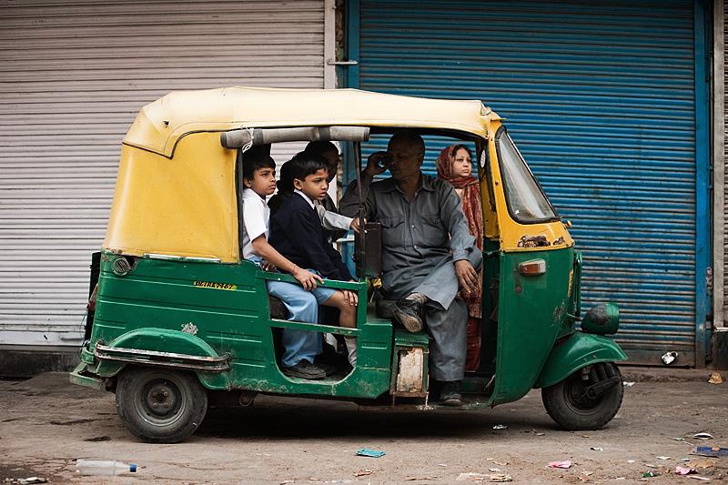 Auto-Rickshaw-in-India